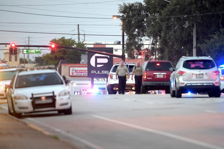 50 dead inside Florida nightclub after mass shooting