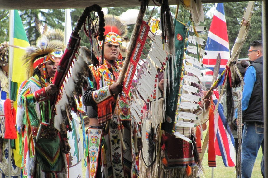 First Nations University of Canada celebrates 40th anniversary