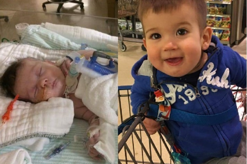 Sask. mother thanks airline for help during son's illness