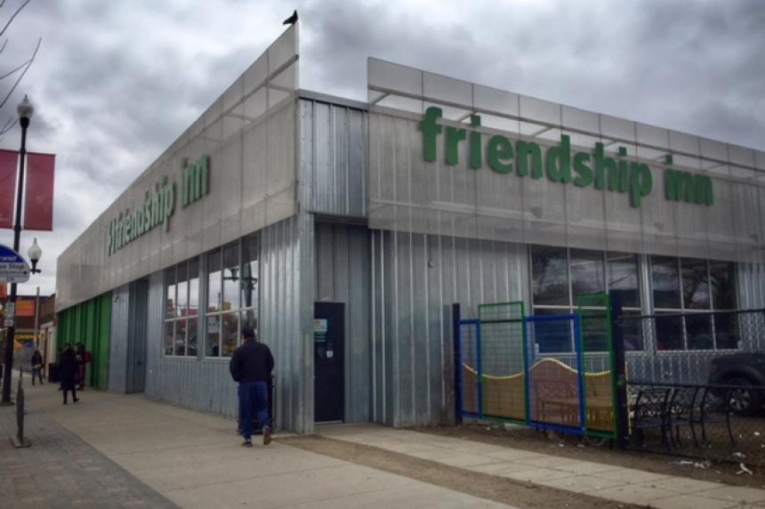 Province's fine program cut hammers Friendship Inn