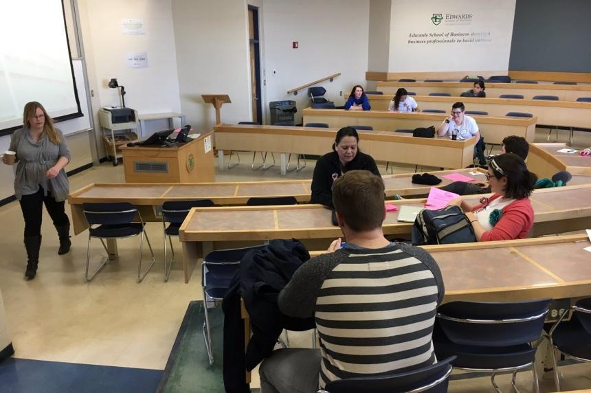 Sask. teacher calls for legislation protecting Gay-Straight Alliance groups