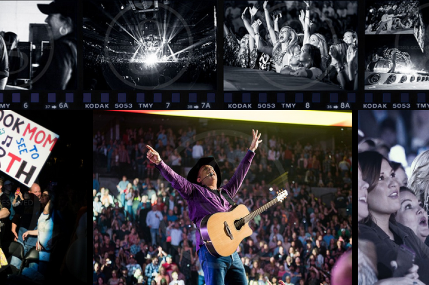 Parking, paperless tickets and a packed house: A guide for Garth Brooks fans
