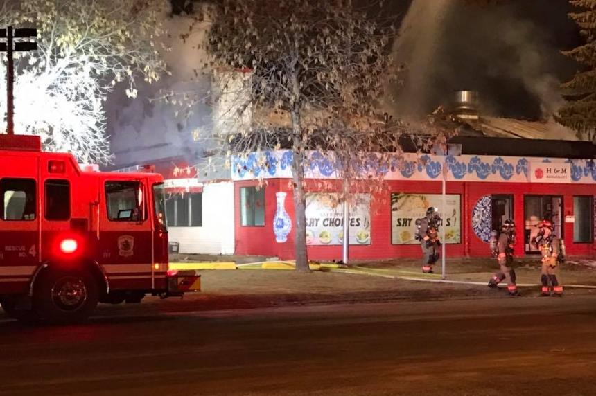 2nd Saskatoon restaurant shuts down in wake of Bonanza fire
