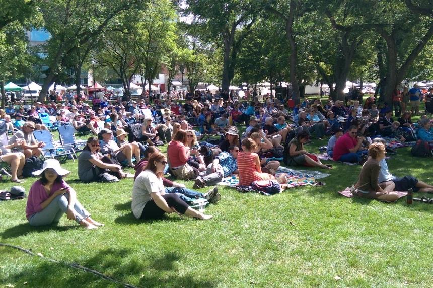 Regina's Folk Fest is for all