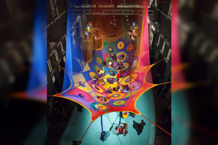 Sneak peek of exhibit coming to new children's museum