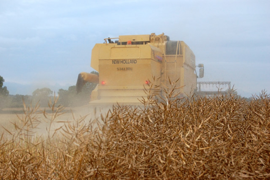 Dry conditions for farmers across Saskatchewan
