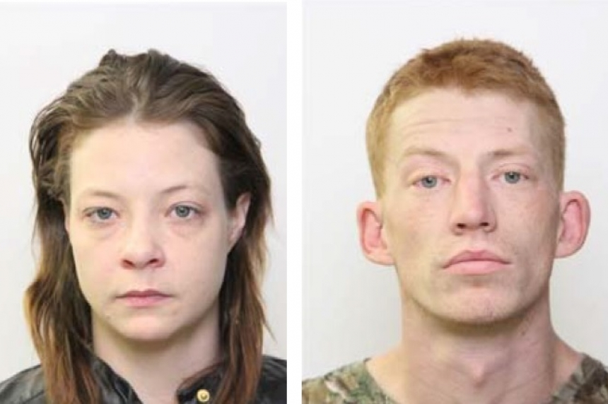 RCMP on the lookout for Lloydminster pair wanted for theft