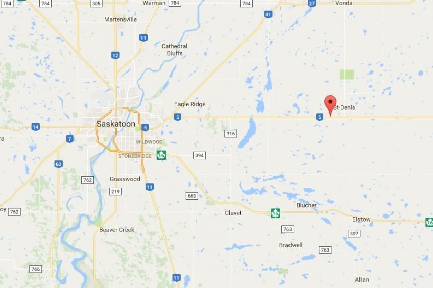 3 killed in Highway 5 crash near St. Denis