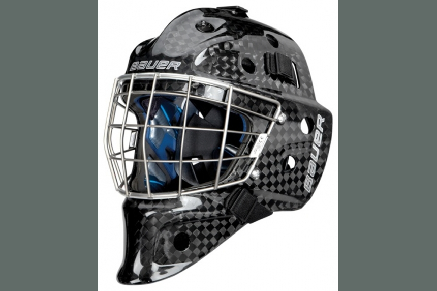 Health Canada issues recall on 3 Bauer hockey goalie masks
