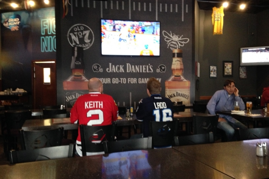 Regina sports bar gearing up for playoffs despite lack of Canadian teams
