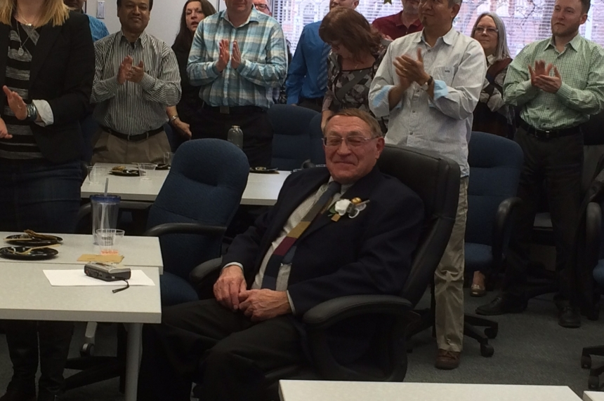 52 years of service: meet the longest serving government worker in Sask.