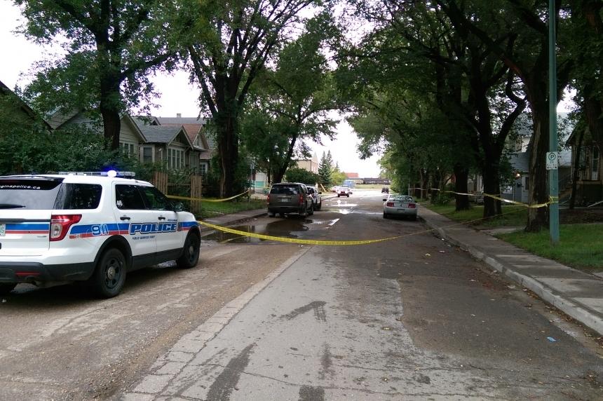 Regina police investigate death near downtown