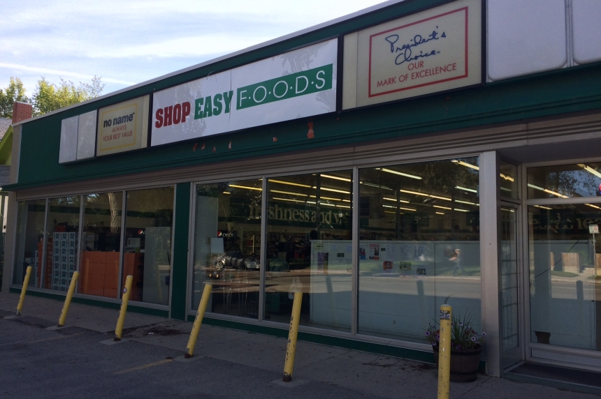 Neighbourhood saddened by loss of corner grocery store
