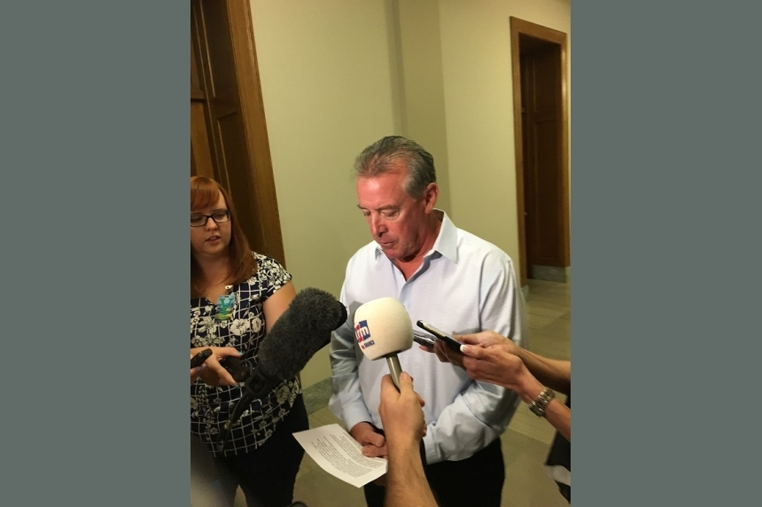 Premier welcomes Don McMorris's return to Sask. Party caucus, MADD does not