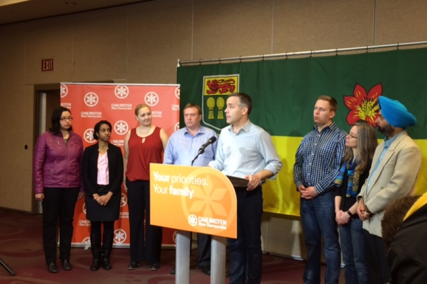 NDP promises seniors a break on property taxes