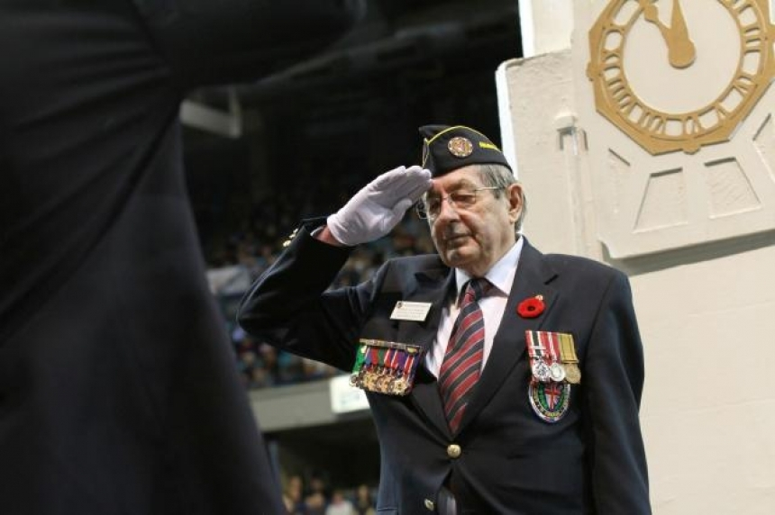 SaskTel Centre ready to host Remembrance Day event