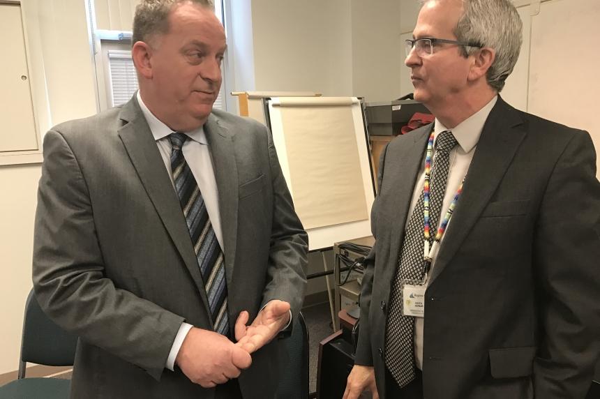 Trauma care campaign to make 'huge impact' in Regina hospitals