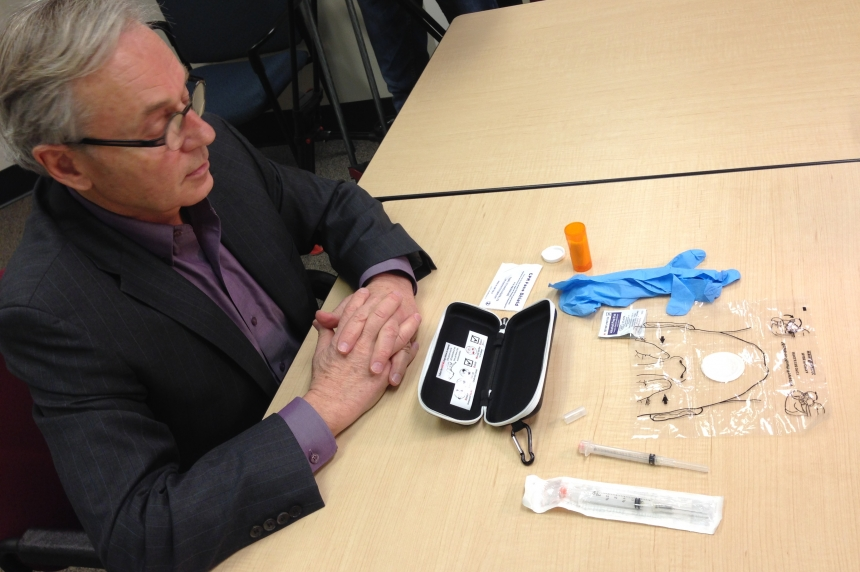 Opioid overdose antidote kits now available in Saskatoon