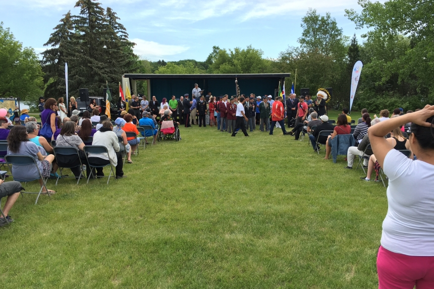 National Aboriginal Day celebrated in Saskatoon