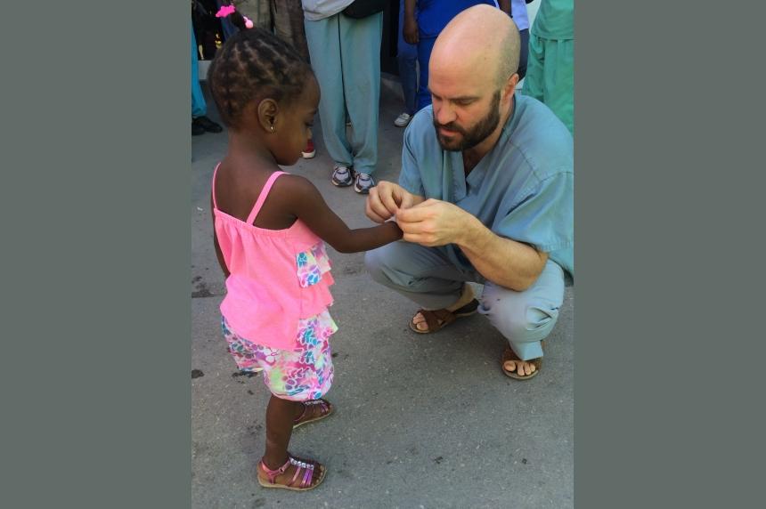 Several doctors from Saskatoon headed to Haiti