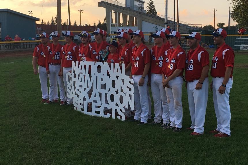 Saskatoon Selects capture national U18 fastpitch title