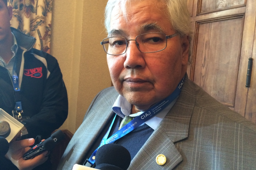 Truth and Reconciliation judge calls for change in aboriginal sentencing