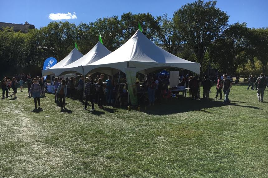 University of Saskatchewan students are back to class