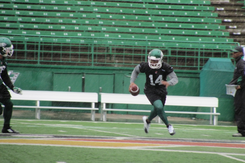 Riders give Blake Sims another chance at football