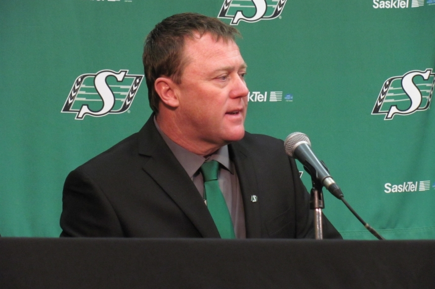 Chris Jones hired as the Riders' new GM, head coach