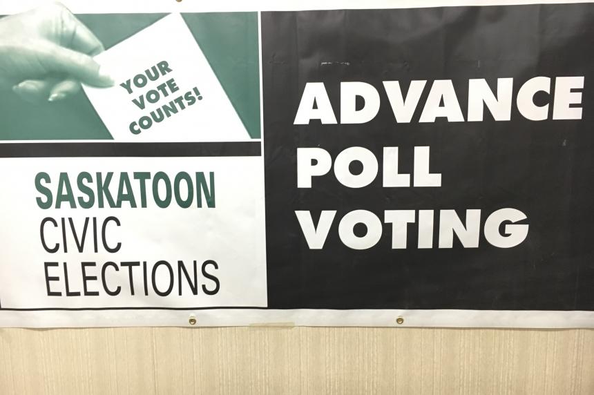 Advance polls open in Saskatoon ahead of Oct. 26 election