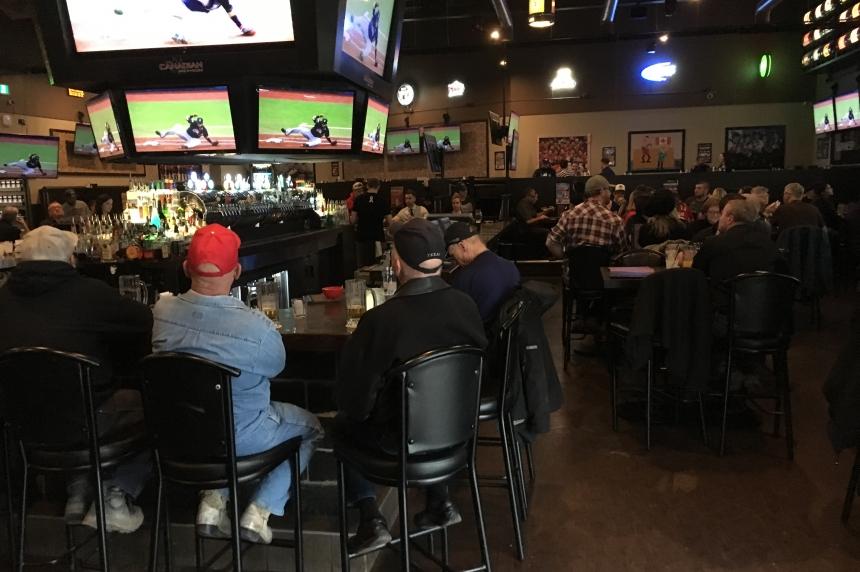 Blue Jays fans in Saskatoon heartbroken by ALCS loss