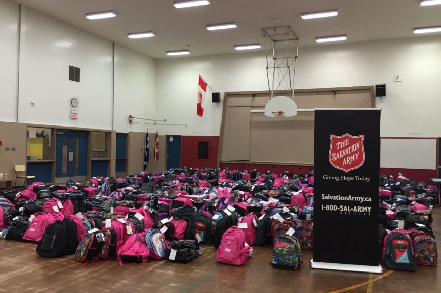 Back-to-school backpack programs see increase in need