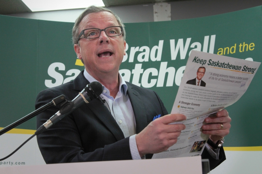 Sask Party platform touts modest promises, oil sector optimism