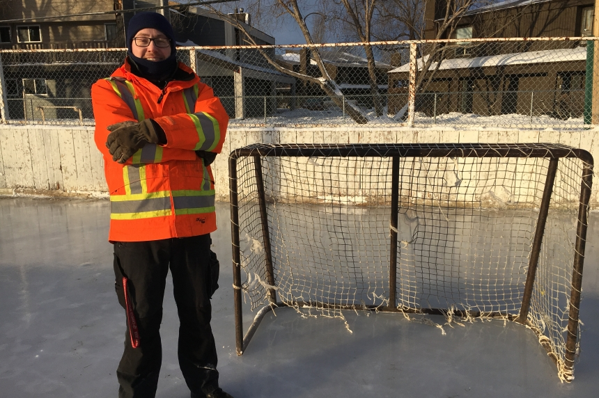 City of Saskatoon to review funding for outdoor community rinks