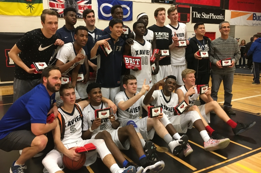 St. Francis Xavier 49th annual BRIT champs