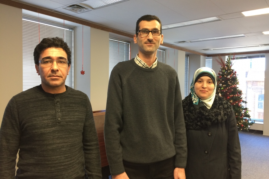 Syrian refugees mark one year of being in Regina