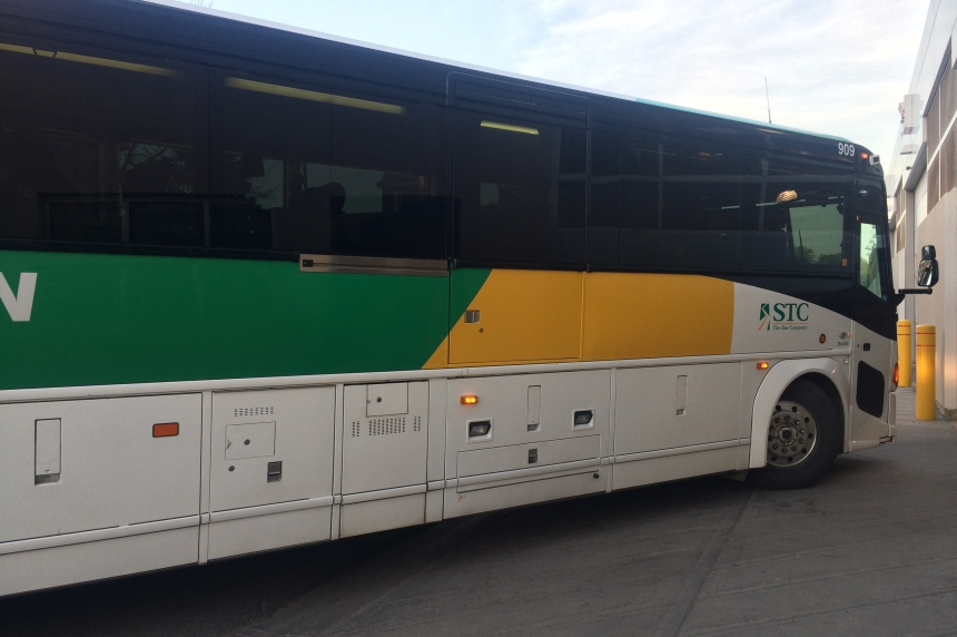 Greyhound Canada evaluating operations following STC closure