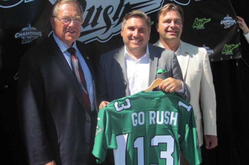 NLL's Edmonton Rush officially move to Saskatoon