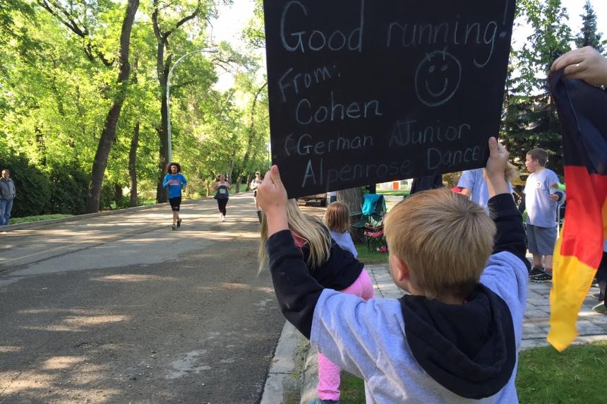 Local talent shines at record-setting Sask. Marathon