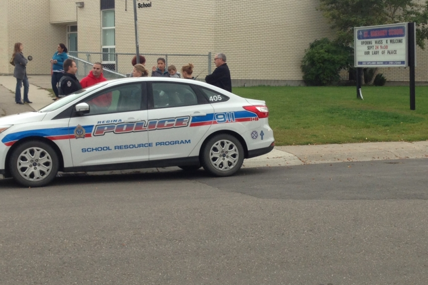 Concerns of students, parents to be addressed following security alert at Regina schools
