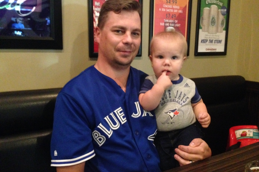 Blue Jays fans in Regina celebrate first division win in 22 years