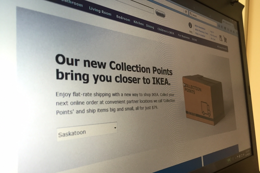 Ikea opens new collection point for Sask. shoppers