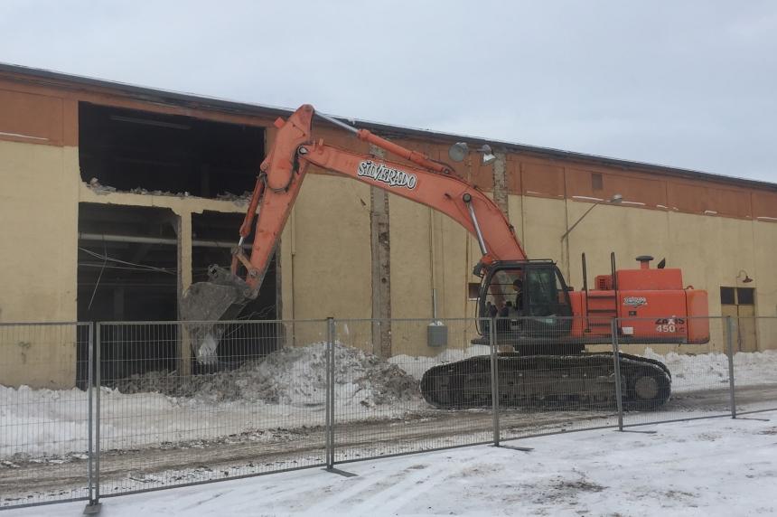 Historic Regina Exhibition Stadium set for demolition