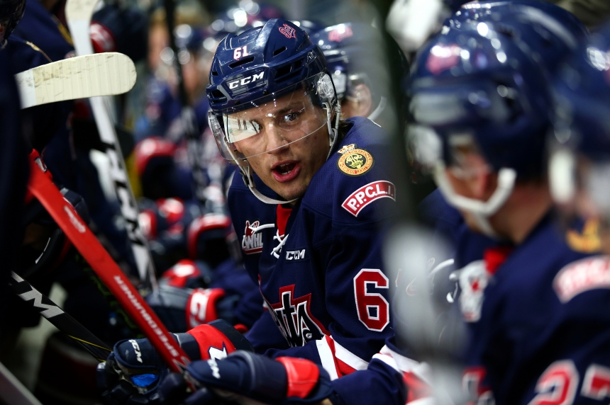 Pats high flying offence pushes past Lethbridge 6-1
