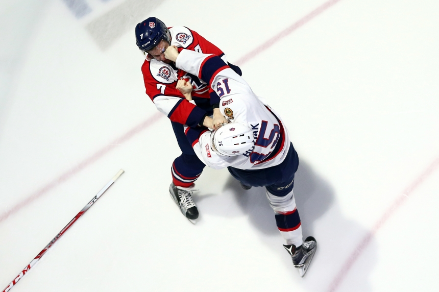 Pats duke it out with Lethbridge in Eastern Conference Final