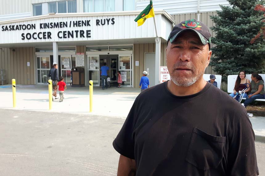 Pelican Narrows evacuees hunker down in Saskatoon