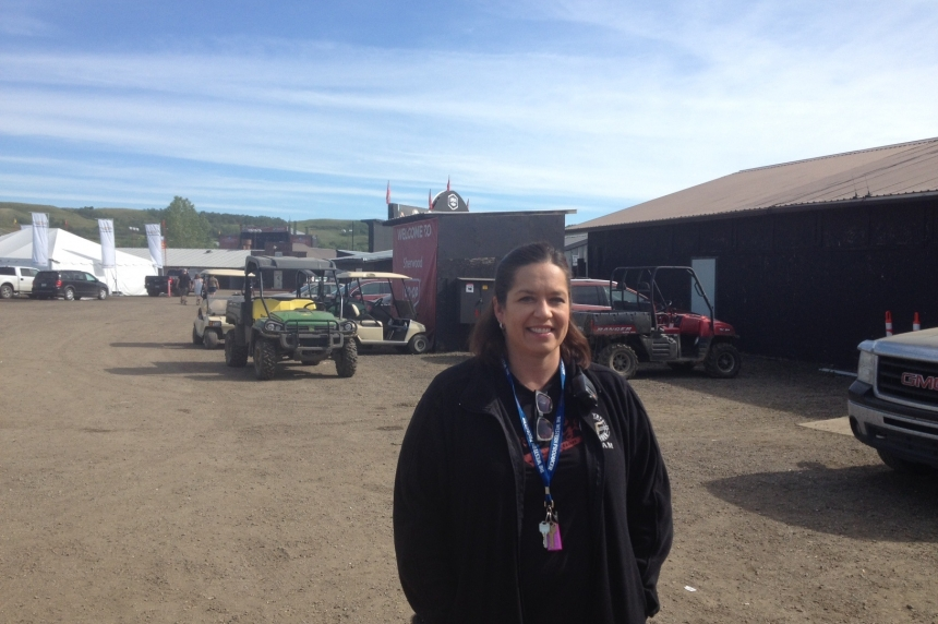 Craven organizers are pleased with event so far