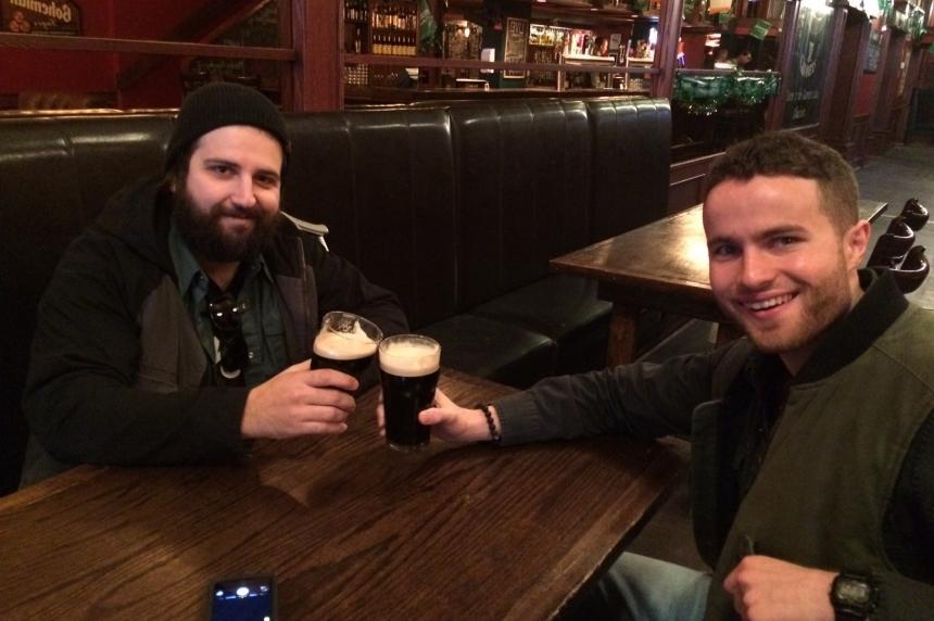 O'Hanlon's Pub opens early for St. Patrick's Day in Regina