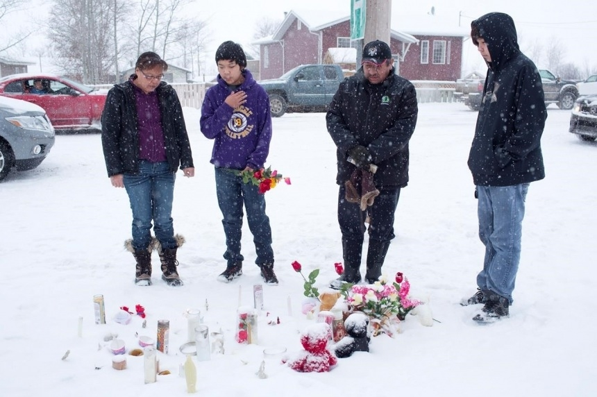 La Loche man says Friday's shooting a big step backwards for community