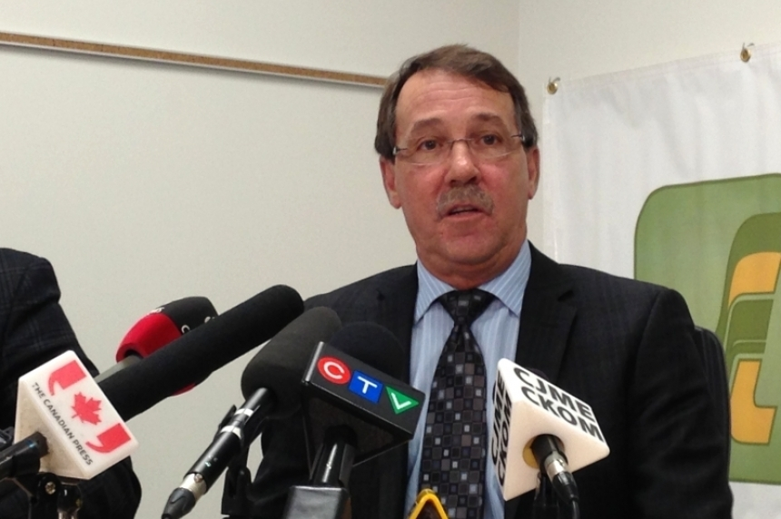 Larry Hubich re-elected as Sask. Federation of Labour president
